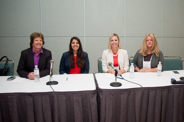 Data Center World panel session