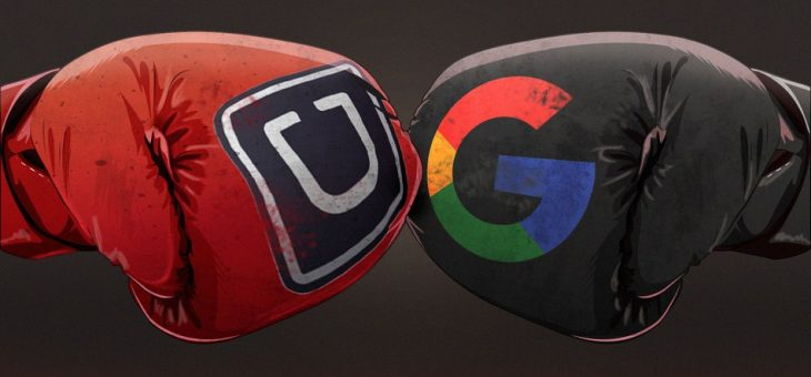 Who will win the self driving car fight between Google and Uber?